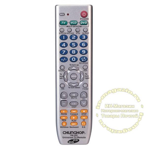 Chunghop rm 88e Remote Control Manual