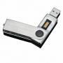 Флешка 16 гб ANDVAN USB2.0 сканер отпечатка пальца AFU-082 Серый
