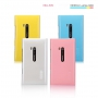 Бампер для Nokia Lumia 900 4 цвета + защитная пленка