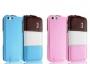 Кожаный чехол для  iPhone 5 2 цвета