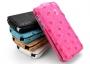 Кожаный чехол для  iPhone 5 5 цветов