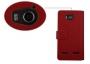Кожаный чехол для Huawei U8950D Ascend G600 4 Цвета