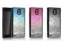 Бампер чехол для Huawei U9200 Ascend P1 3 цвета