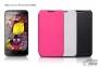 Кожаный чехол для Huawei U9500 Ascend D1 3 цвета + защитная пленка