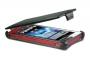 Кожаный чехол вертикальный Sony Xperia sola MT27i чёрный Наложенным платежом