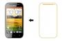 Защитная пленка для HTC One SV глянцевая Наложенным платежом
