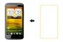 Защитная пленка для HTC One X/X+ глянцевая Наложенным платежом