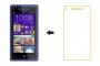 Защитная пленка для HTC Windows Phone 8X глянцевая Наложенным платежом