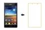 Защитная пленка для LG P705 Optimus L7 глянцевая Наложенным платежом