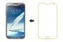 Защитная пленка для Samsung N7100 Galaxy Note 2 глянцевая Наложенным платежом
