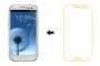 Защитная пленка для Samsung i9300 Galaxy S3 глянцевая Наложенным платежом
