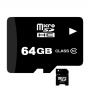Карта памяти microSD 64 Гб