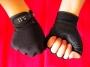 Перчатки без пальцев для велоспорта пейнтбола и тд M L XL три размера