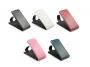 Кожаный чехол для Huawei Ascend P6 5 цветов + защитная пленка