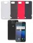 Бампер чехол для ZTE Grand Memo V9815 3 цвета + защитная пленка