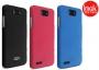 Силиконовый бампер чехол для ZTE Grand Memo V9815 imak 3 цвета + защитная пленка