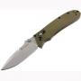 Складной нож Ganzo G704 Зеленый 440C (58-60 HRC)