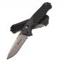 Складной нож Ganzo G716 с полусеррейтором 440C (58-60 HRC)