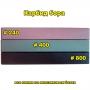 Камни бруски для точилок Apex и Ruixin всех поколений 240 400 800 Комплект из 3 шт