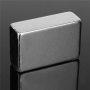 Неодимовый магнит прямоугольник 30х20х10 мм 1 шт