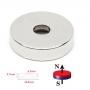 Неодимовый магнит 19,4х4,7х5 мм 10 шт