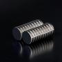 Неодимовый магнит 12х3 мм 20 шт